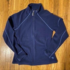 Mountain Hardwear Polartec Fleece Zip-Up